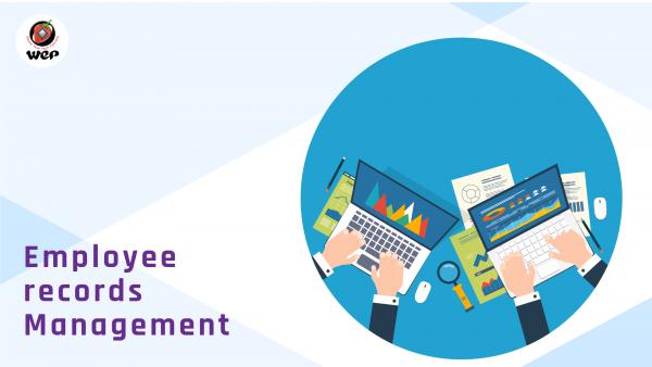 Employee records managment, ERM